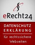 Siegel zum Datenschutz rasurbrand.net